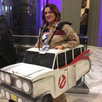 Atlanta Ghostbusters - Tamara Comstock