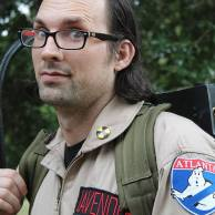 Atlanta Ghostbusters - Joe Lavender
