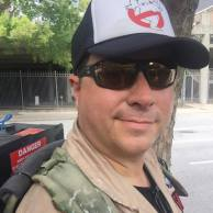 Atlanta Ghostbusters - Robbie Sammons